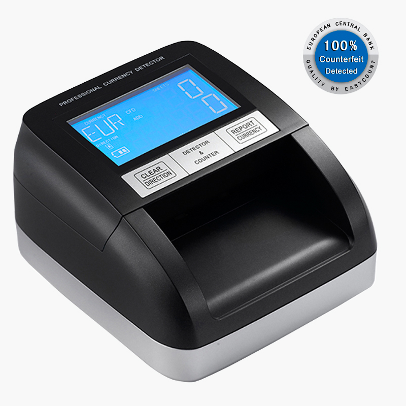 EC330 8 Currencies Professional Detector